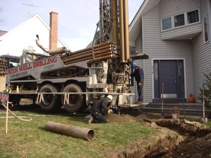 geothermal drilling massachusetts