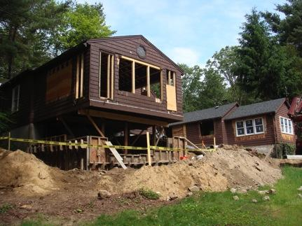 Case Study - Geothermal Installation at Residential Rehab in Holliston, MA